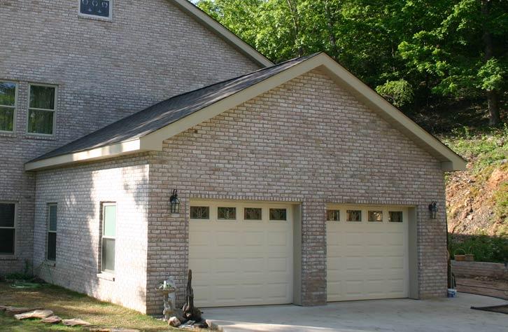 Garage model