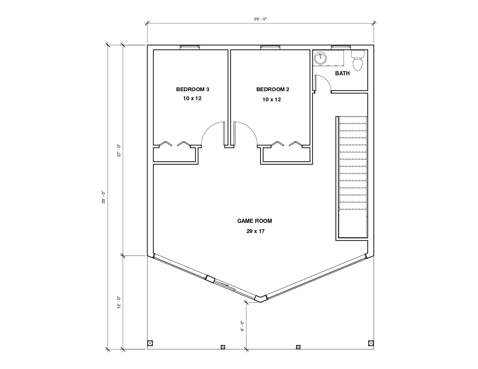 Aspen 1A 2nd Floor1 plan