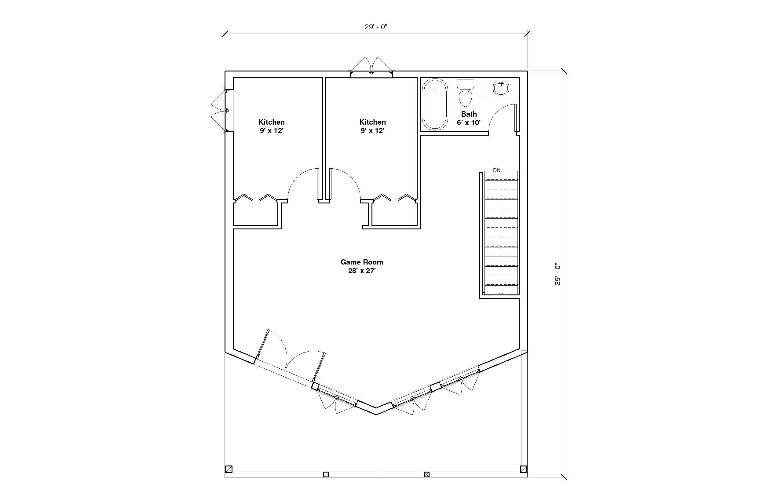 Aspen 3A 2nd Floor plan