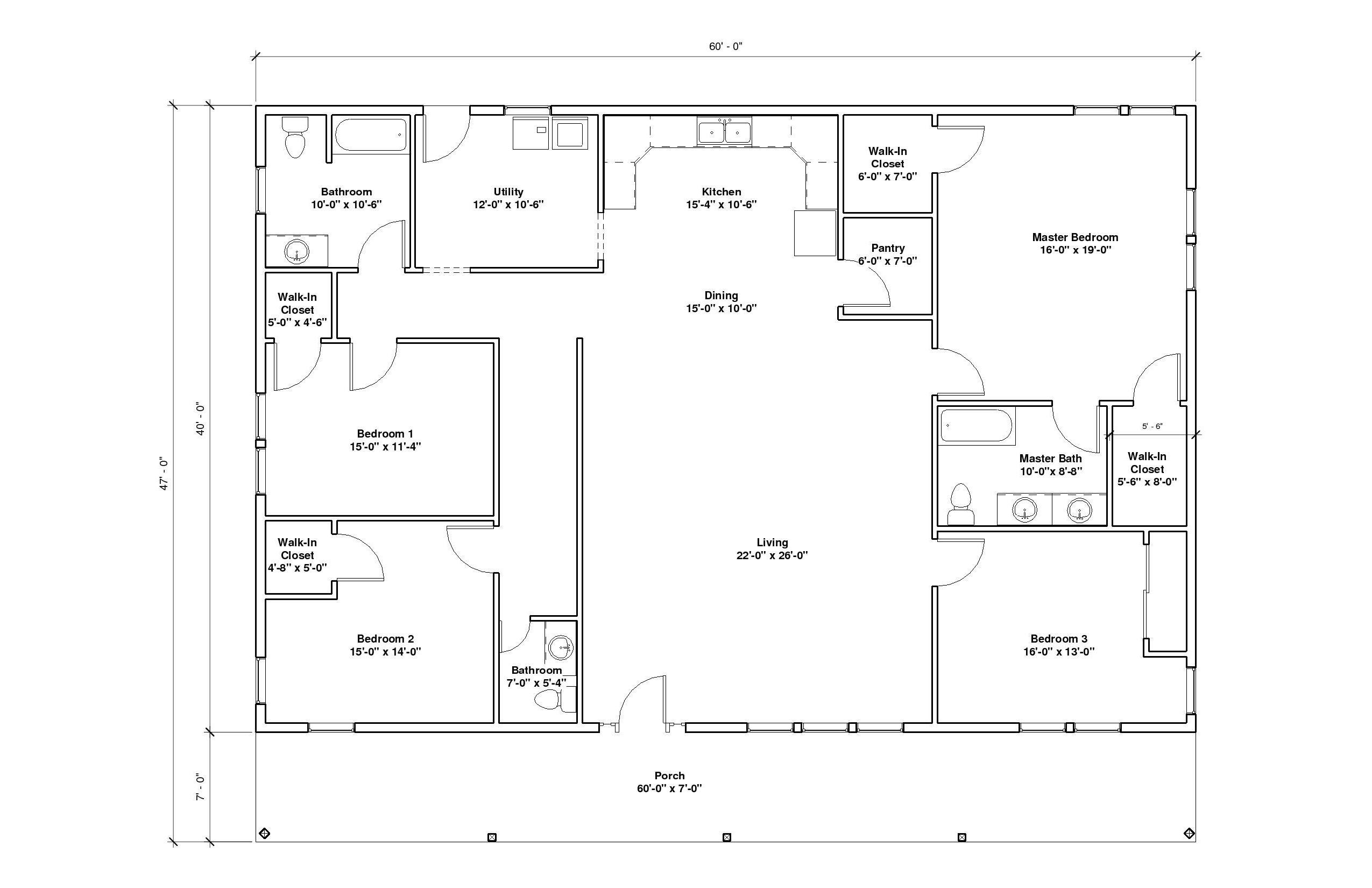 Autumn View 6A floorplan