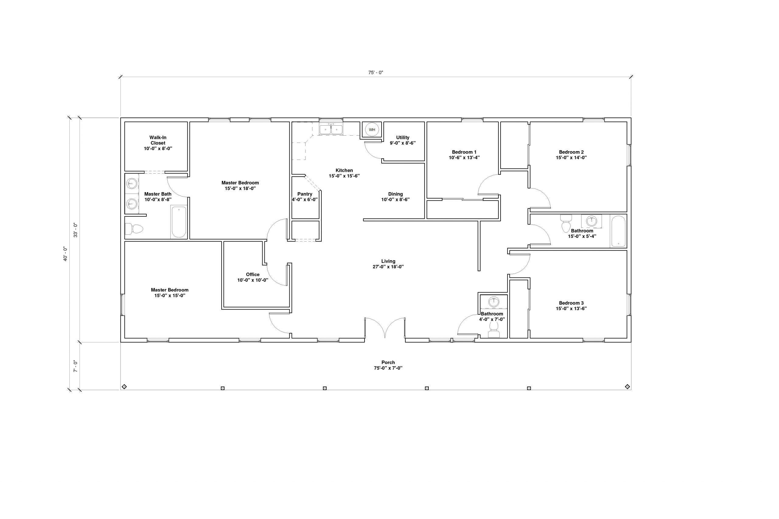 Autumn View 7A floorplan