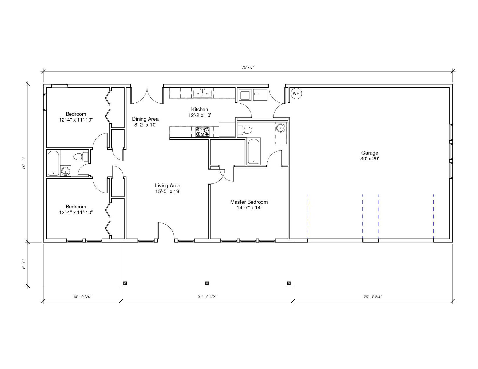 Southridge 3A Floor Plan